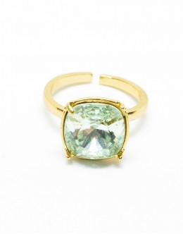 Chrysolite Ring