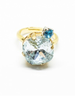 Light Azure Color Ring